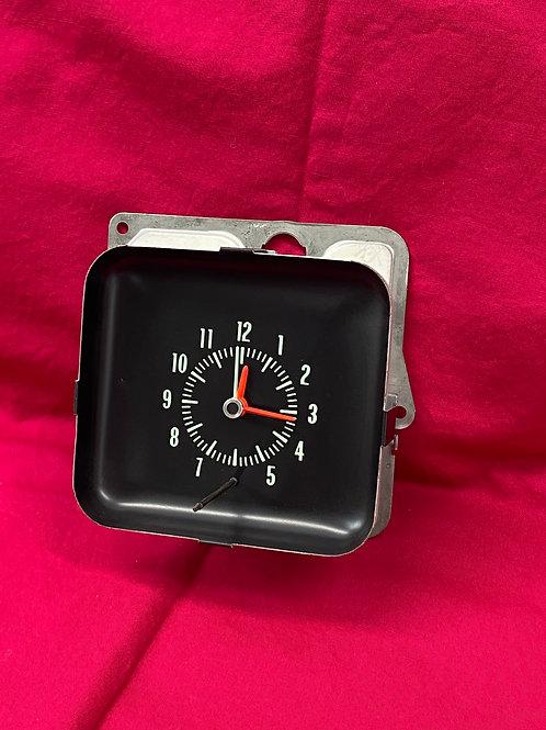 1968 Impala Clock