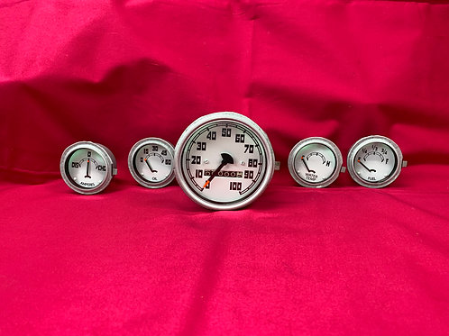 1954 - 59 GMC Gauges
