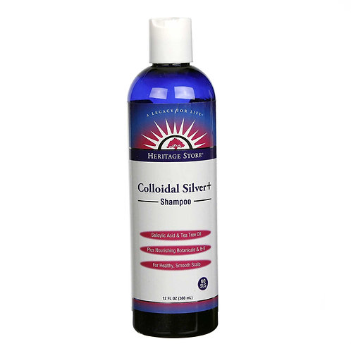 Nourishing Colloidal Silver Shampoo