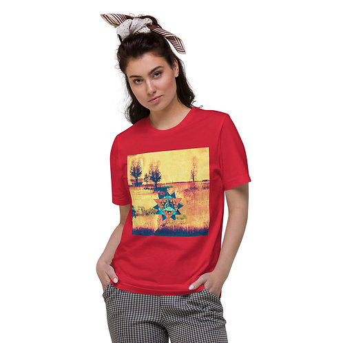 Body Balance-Unisex Organic t-shirt