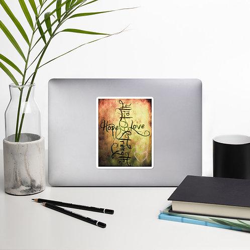 Faith-Stickers