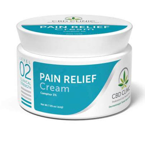 Pain Relief 02 CBD Clinic