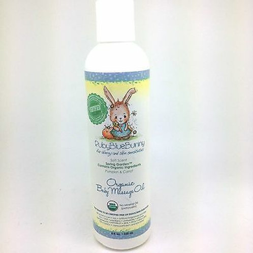 Organic Baby Soft Skin Massage Oil