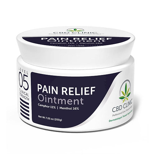 Pain Relief 05 CBD Clinic