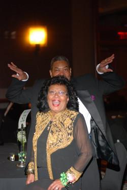 Mr. and Mrs. Gene Settles