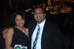 Mr. and Mrs. Donnell Cochran
