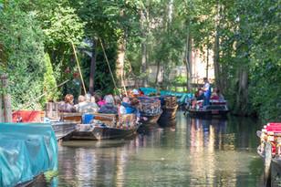 Abfahrtsstelle Hafen am Holzgraben