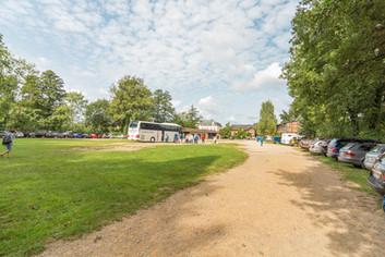 Parkplatz P3 am Hafen am Holzgraben