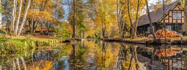 Herbststimmung in Lehde