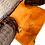 Thumbnail: Skemer Full Grain Leather Shoulder Bag/Backpack