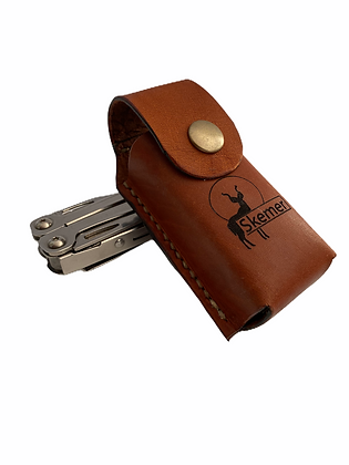 Leatherman Sidekick + Free Custom Leather Pouch