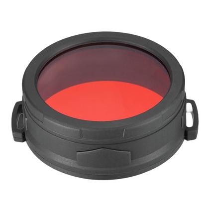 Red Lens (65mm) for Nitecore P30i