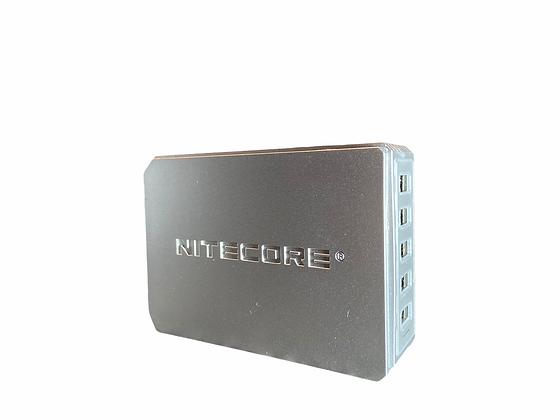 Nitecore UA55 Desktop USB Charging HUB