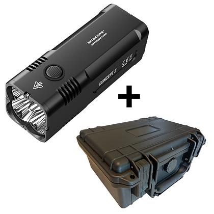 Nitecore Concept 2 + SKH-10 Hard Case
