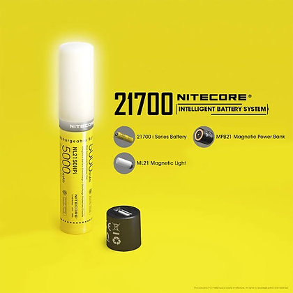 Nitecore MBL21 Intelligent Battery System