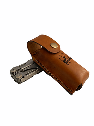 Leatherman Wave Plus + Free Custom Leather Pouch