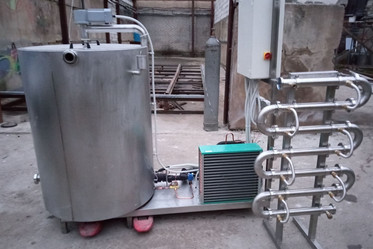 Танк охладитель молока