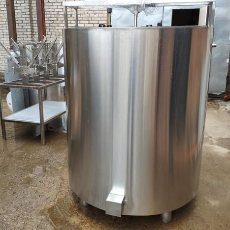 Сыроварня на 1500 литров