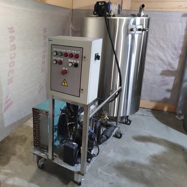 Охладитель молока на 500 литров