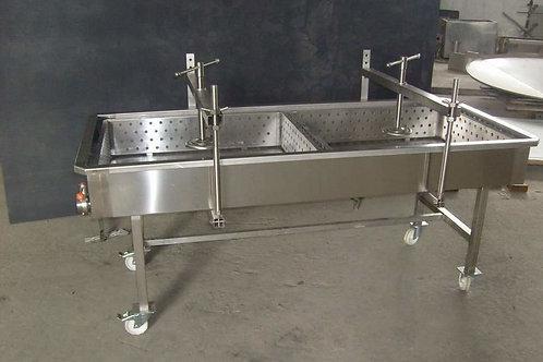 Пресс-стол для творога ПТ-400