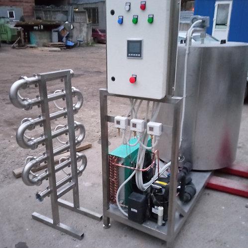Охладитель молока 500 литров