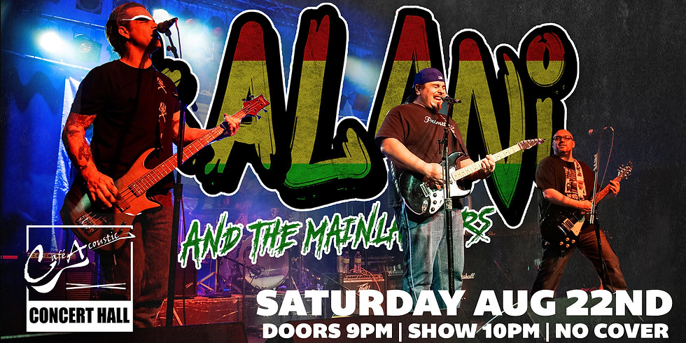 Kalani & The Mainlanders