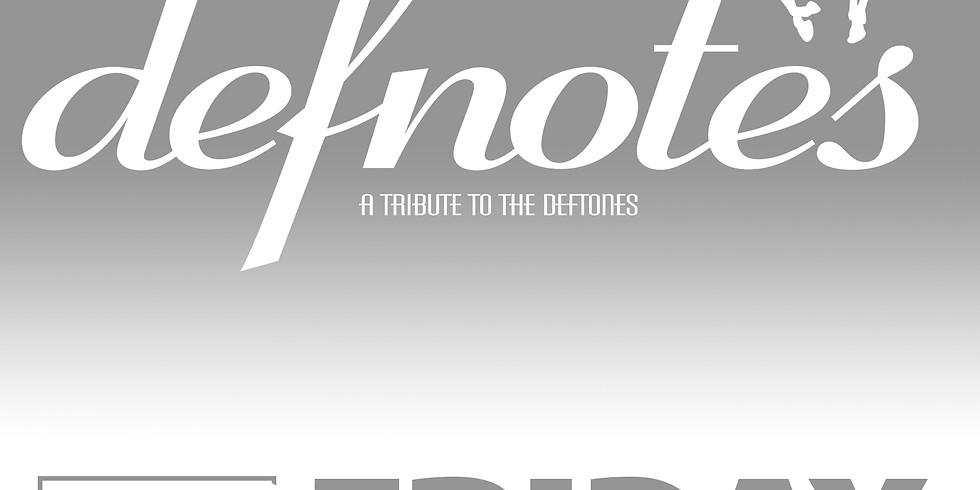 Defnotes