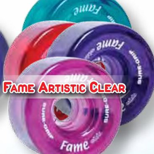 Sure Grip Fame Clear Wheels