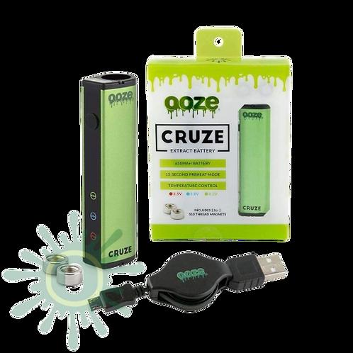 Ooze Cruz Extract Battery 1ct Assorted Colors