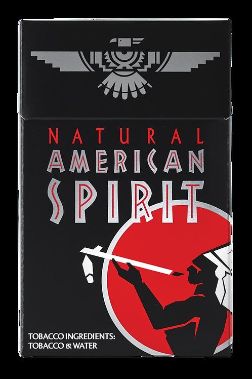 Am Spirit 178 - Black - Rich Robust Taste