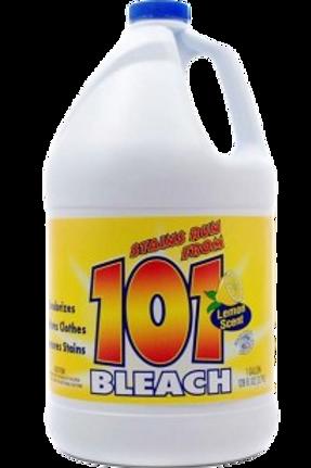 101 Bleach Lemon 1gallon