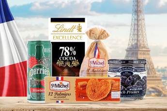 แนะนำ 5 ขนมและเครื่องดื่มนำเข้าจากฝรั่งเศส