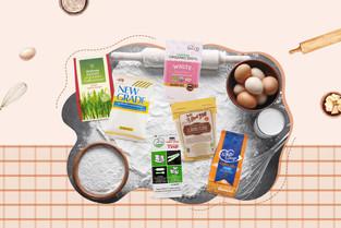 รังสรรค์สารพัดความอร่อยกับ 10 ประเภทแป้งทำอาหารน่ารู้