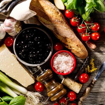 เริ่มต้นดูแลตัวเองง่ายๆ ด้วย Mediterranean food
