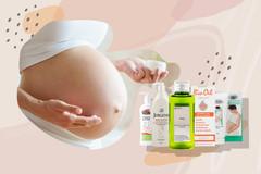 ชี้เป้าไอเทมลดรอยแตกลายสำหรับคุณแม่ตั้งครรภ์