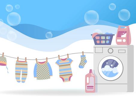 รู้ก่อนเลือกผลิตภัณฑ์ซักผ้าเพื่อถนอมผิวตัวจิ๋ว