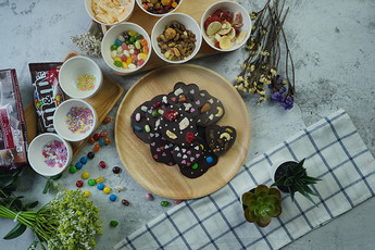 Chocolate Mendiants Easy Cooking by Tops