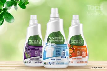 มาแล้ว! 7th Generation ผลิตภัณฑ์ทำความสะอาดจากธรรมชาติ