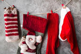 ตำนานแขวนถุงเท้าในวัน Christmas