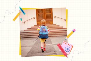 5 ไอเทมจำเป็นเตรียมตัวไปโรงเรียนสำหรับน้องหนู