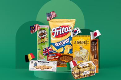 7 ขนมจากทั่วทุกมุมโลก