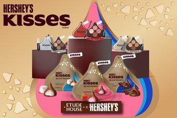 Hershey's Kisses Special Selections รสชาติใหม่ถูกใจสายหวาน