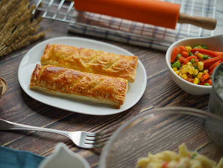 Cheese Potato Pasty  Easy Cooking by Tops