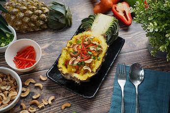 ข้าวผัดสับปะรด Easy Cooking by Tops