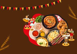 9 อาหารประจำเทศกาลอ็อกโทเบอร์เฟสต์น่ารู้