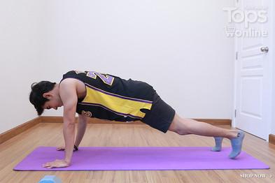 9 ท่าออกกำลังกายสร้างเอวเอส Live A Healthy Life by Tops