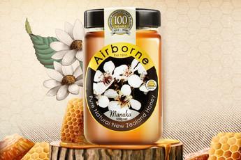 ลิ้มรสหวานอุดมประโยชน์จากน้ำผึ้งมานูก้า