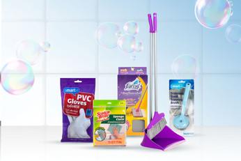 ตัวช่วยทำความสะอาดบ้านให้เป็นเรื่องง่าย