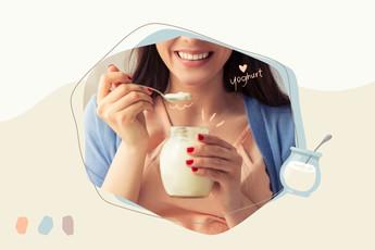 5 วิธีทานโยเกิร์ตสร้างสุขภาพดี