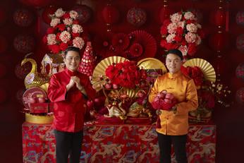 หมอช้าง สอนจัดโต๊ะไหว้เทพเจ้าและบรรพบุรุษ ในวันตรุษจีน 2562